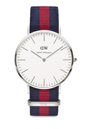 經典 Oxford 雙色帶手錶, 錶類esprit outlet台北, 飾品配件