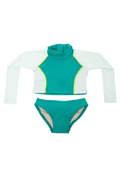 Kids' Team Kramer Cropped Rashguard