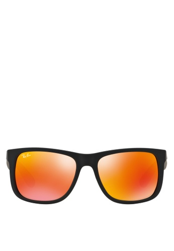 Ray-Ban Justin RB4165 Sunglasses RA370GL61ZGSSG_1