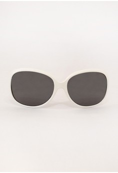Dunlop Butterfly Charm Sunglasses