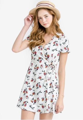 Kodz white Floral Summer Dress KO698AA0SSLMMY_1