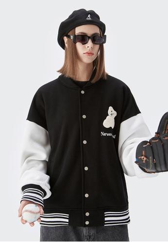 Twenty Eight Shoes Loose-Fitting Embroidered Baseball Uniform 5054W21 C7C38AACFA1660GS_1
