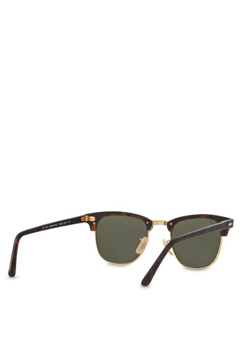 f2b3f2f8cb ... low price shop ray ban clubmaster rb3016 sunglasses online on zalora  philippines 1c359 52797