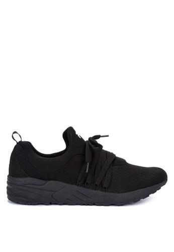 Fila black Mucho Running Shoes 115F7SH771ADCDGS_1