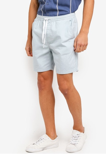 Cotton On 白色 Easy Shorts 9C6CCAA164E3F6GS_1