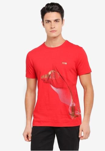 BOSS red CNY T-Shirt - Boss Athleisure BO517AA0SRAUMY_1