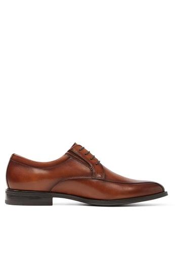 ALDO brown ALDO Spakeman Shoes 63B9ESHCA20E65GS_1