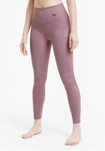 puma pink Studio Porcelain Full Length Women's Training Leggings 452F7AA04275DBGS_1