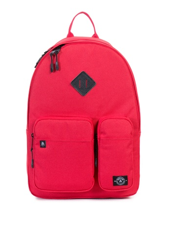 Parkland red Academy  Backpack PA381AC00ZNVMY_1
