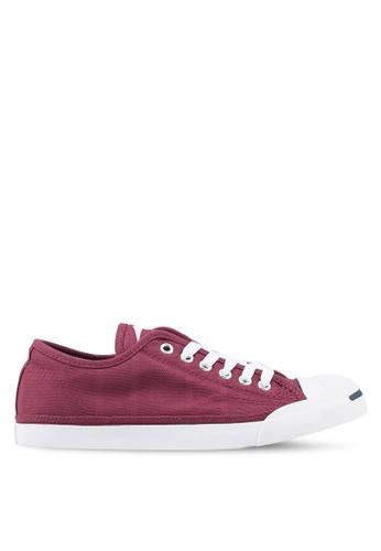 Converse 紅色 經典帆布運動鞋 FAE4CSHCB5D4EDGS_1