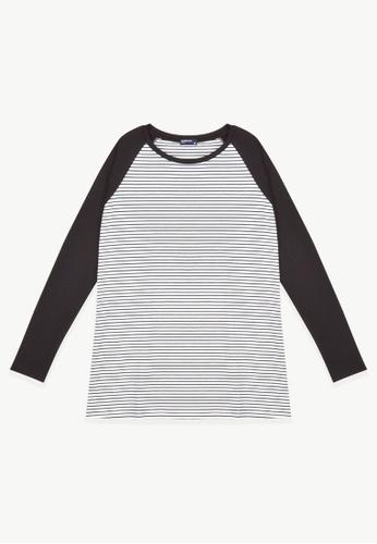 Cheetah black Cheetah Ladies Long Sleeve Tee - CL-65430 1711FAA78904F2GS_1