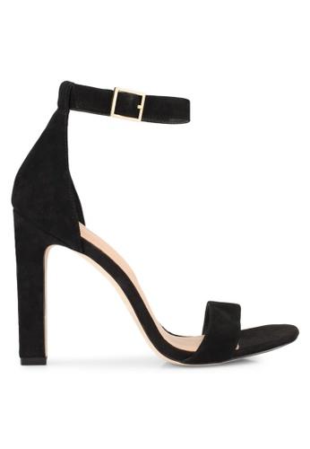ALDO black Figarro Heels AL087SH0S72UMY_1