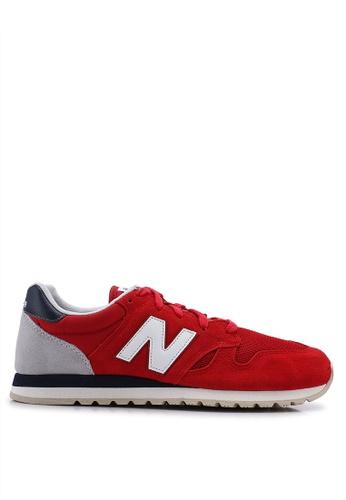 best website 0cf50 92a4b New Balance red 520 Lifestyle Shoes 41595SHA810D40GS 1