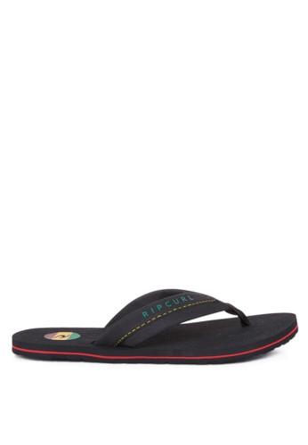 Rip Curl black Mavs Men Sandals. RI587SH89QRYID_1