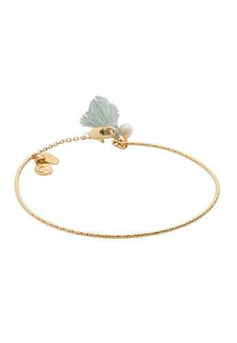 Dear Addison gold Mint Bangle F450CAC6741868GS_1