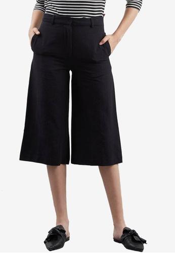Berrybenka black Autumn Pants 62C76AAF721D37GS_1