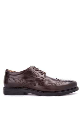 Itti brown Formal Shoes IT425SH0K44KPH_1