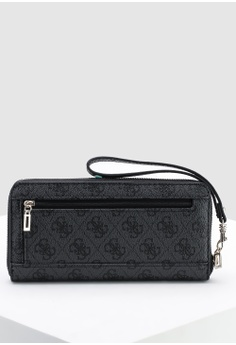 15% OFF Guess Downtown Cool Large Zip Around Wallet RM 259.00 NOW RM 219.90  Sizes One Size 8cf7b291b0439