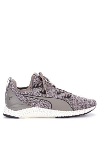 Puma white Hybrid Runner Running Shoes 55751SH7275C14GS_1