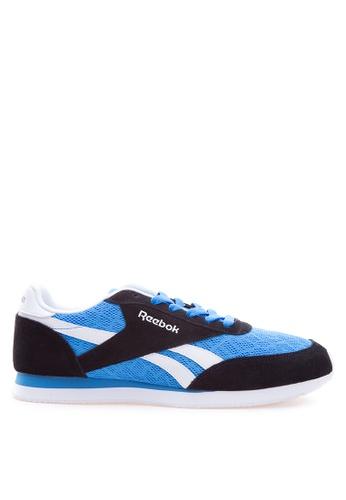 Reebok blue Royal CL Jog Sneakers RE600SH92GDFPH_1