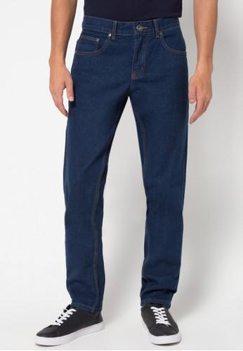 DocDenim blue Men Jeans Debasix D0608AA47850AEGS_1