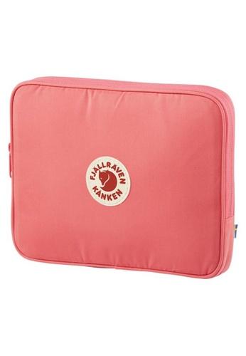 Fjallraven pink Fjällräven Kanken Tablet Case Peach Pink 43B7EAC94901E4GS_1