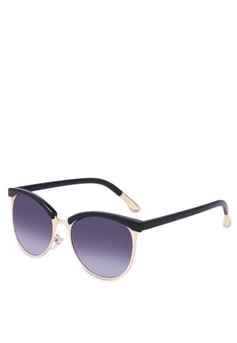 Dressing Paula black CatEye Glasses 2ABE9GL3B693B5GS_1