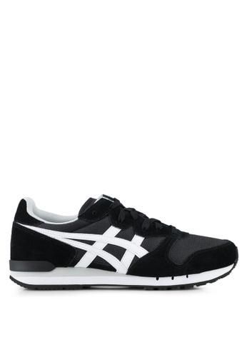 Onitsuka Tiger black Alvarado Shoes ON067SH0SVWCMY_1