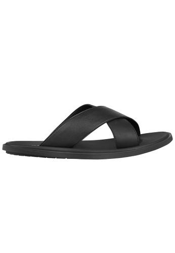 Tomaz black Tomaz C414 Mens Sandals (Black) 17D73SH24A9213GS_1