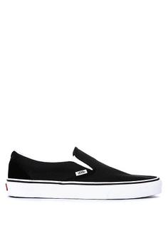 699b7c956 Vans black Sport Mesh Classic Slip-On Sneakers 275D7SH1F699DFGS_1