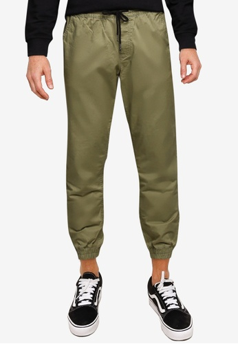 Jack & Jones green Gordon Lane Akm Deep Lichen G. Pants 50A74AA2702B50GS_1