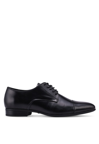 ALDO black Respress Dress Shoes 41770SHD196A1BGS_1