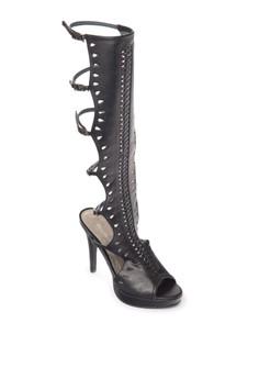 Flordeliz Peeptoe Sandals