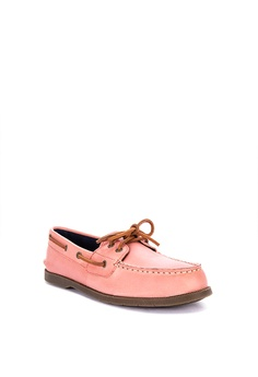 a65beabd657 Sperry Conway Solid Tone Boat Shoes With Contrast Detail Php 4