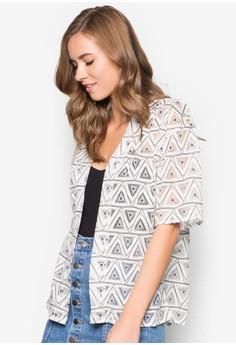 Devore Kimono Jacket