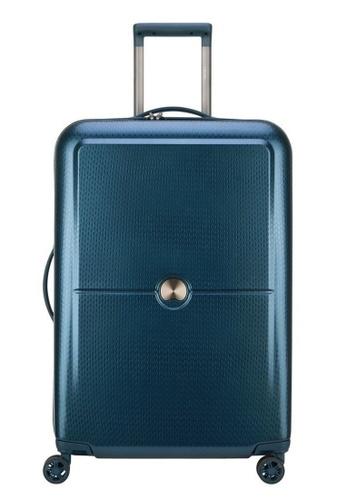 Delsey blue Turenne Wheeled Luggage 5FF1DAC08BEC0BGS_1