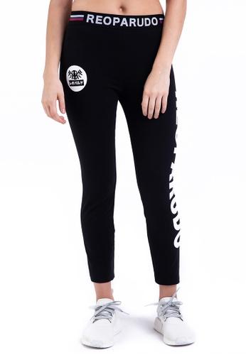 Reoparudo black RPD Originals Logo Print Skinny Legging (Black) EDB06AA1AD0F29GS_1
