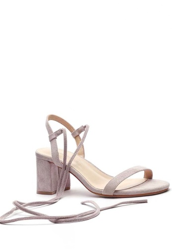 Twenty Eight Shoes Strapped  Mid Heel Sandals 5691-8 6E79DSH96988AAGS_1