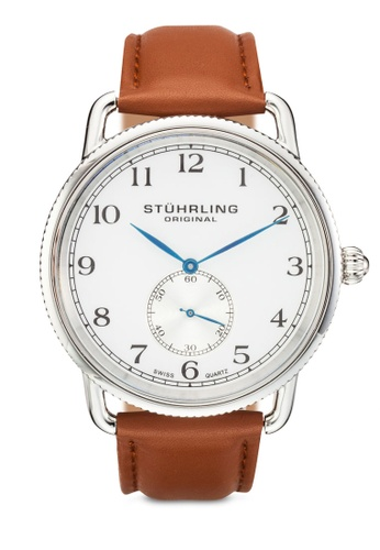 Stuhrling Original brown Decor Watch ST251AC31MZOMY_1