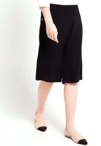 LOIS JEANS black ¾ Length Cullote LO391AA26ZVDID_1