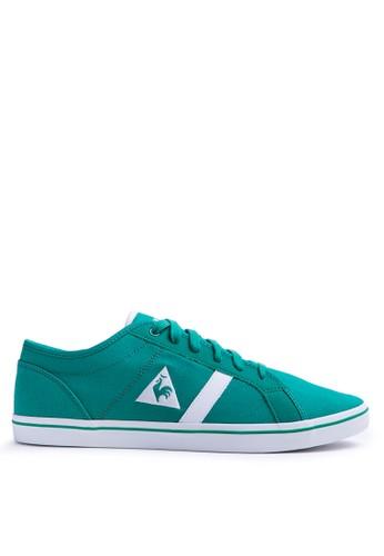 Le Coq Sportif green Aceone Cvs Shoes 41338SHDBFF400GS_1