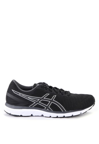 Asics black and multi Gel-Zaraca 5 Running Shoes AS436SH0WEX8ID_1