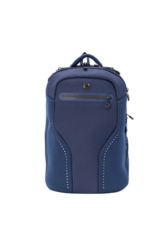 MUB blue The Biarritz Deluxe Traveler - Medium - Classic Blue A82D9AC620DD10GS_1