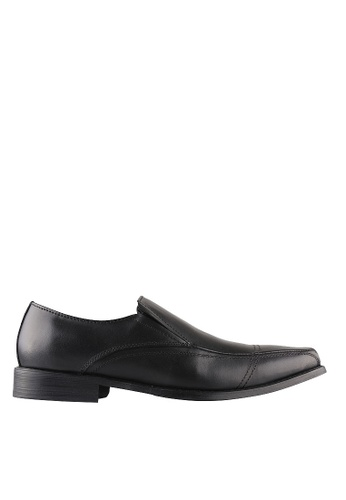 Obermain black Obermain Upton Slip On In Black 2E88FSHF384639GS_1