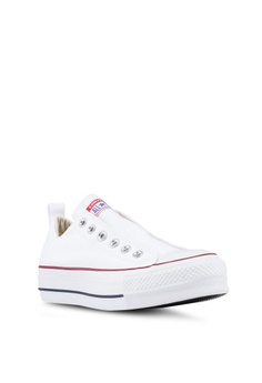 check out d317b b0dfc 18% OFF Converse Chuck Taylor All Star Lift True Faves Ox Sneakers S   105.90 NOW S  86.90 Sizes 5 6 7 8 9