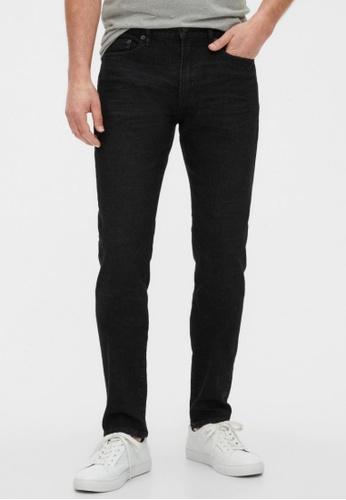 Gap black Slim Taper Jeans 7E00DAA411750AGS_1