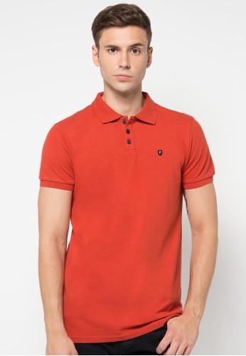 Line Polo Shirt