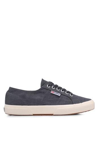 Superga grey Cloud Cotu Sneakers 109C9SH7D4527DGS_1