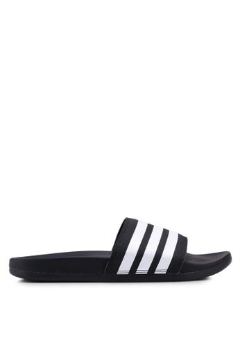 adidas black adidas adilette comfort 26643SHC8F35B2GS_1