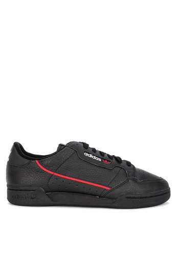 adidas black adidas originals continental 80 B1289SH112CF92GS_1
